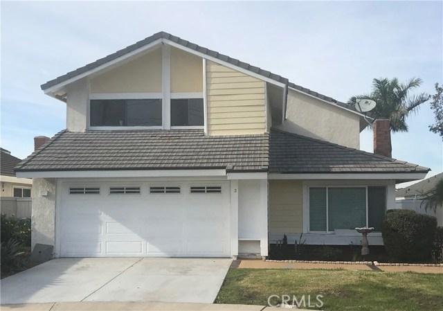 3 Fallbrook, Irvine, CA 92604