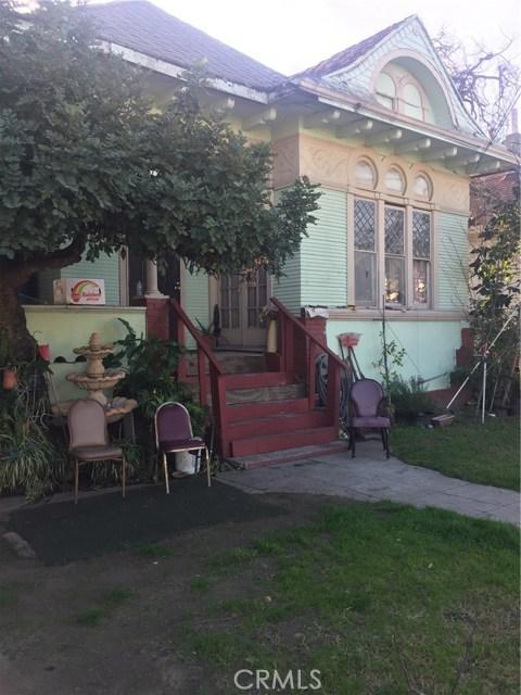 1024 W 21st Street, Los Angeles, CA 90007