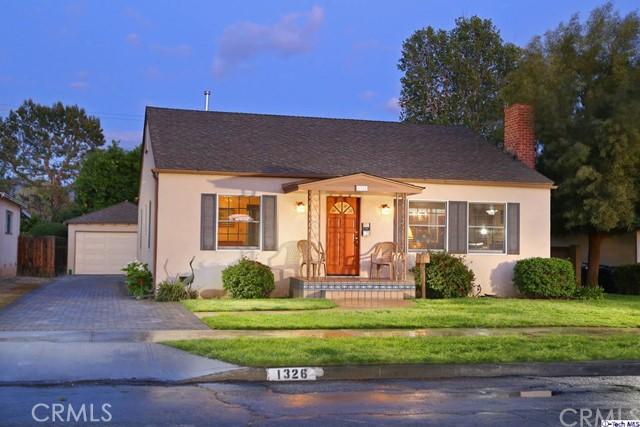1326 N Keystone Street, Burbank, CA 91506