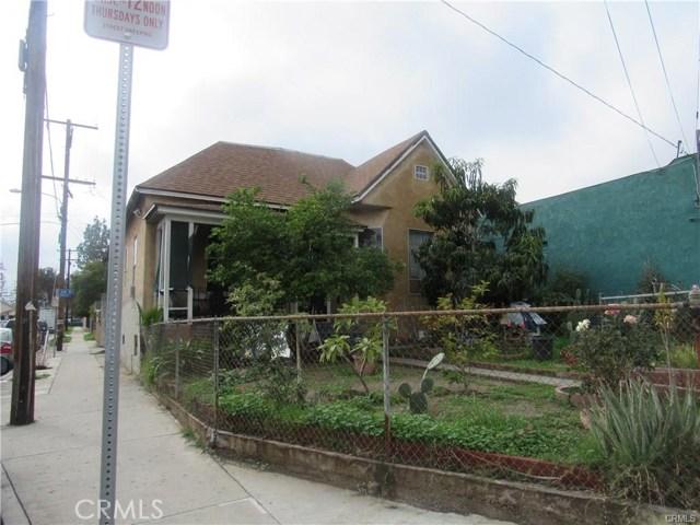 3886 1 st St., Los Angeles, CA 90063