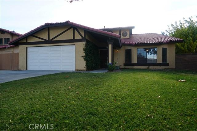 1250 Magnolia Drive, Lancaster, CA 93535