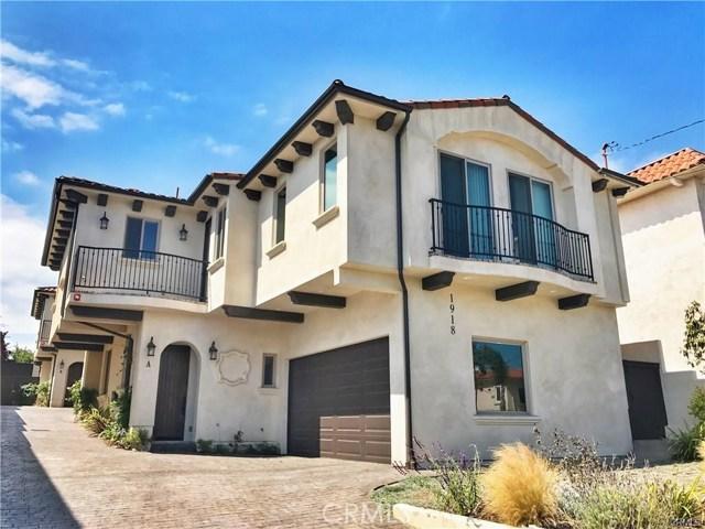 1918 Harriman Lane A, Redondo Beach, California 90278, 4 Bedrooms Bedrooms, ,4 BathroomsBathrooms,For Rent,Harriman,SB19195427