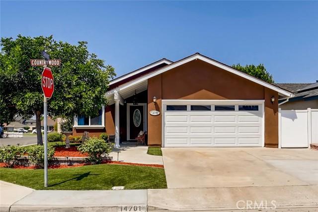 14701 Countrywood Lane, Irvine, CA 92604
