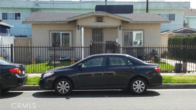144 W Buckthorn Street, Inglewood, CA 90301