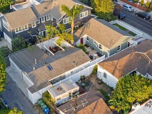 """This home is located on one of the favorite streets in the coveted Coeur d 'Alene school district, also known as Presidents Row.  It is aa short stroll to the """"Hip"""" Abbot Kinney, Marina Del Rey or the Beach. Front home has been completely renovated in the past year from the new roof down; kitchen with quartz counters and all new appliances, bath, flooring, baseboards, upgraded electrical & zoned heating/air conditioning.  Fenced front yard with sprinklers, 1 parking space in front, private rear patio and laundry room with extra storage. This is a R2 zoned street to alley property with a 640 sqft 1 bedroom, 1.5  bath """"bonus"""" guest house. The guesthouse has fortress like privacy, a 2 car garage, new roof & skylights, vaulted ceilings and an open floor plan living area/kitchen, decorative gas fireplace, compact separate office, new paint & flooring, newly tiled shower, granite countertops, private laundry, tons of storage & a large private rear patio. Guesthouse built approx 1990 as determined by toilet fixture and previous owner. If wanted new owner could have use of the garage off alley as there is an extra parking space adjacent to guesthouse. Actually a new owner may choose to live in the guesthouse and rent out the front!  Features are a bit confusing because they are referencing both houses.  Property has never been listed under rent control."""