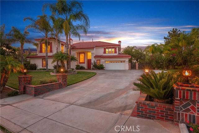 6201 Century Hill Drive, Riverside, CA 92506