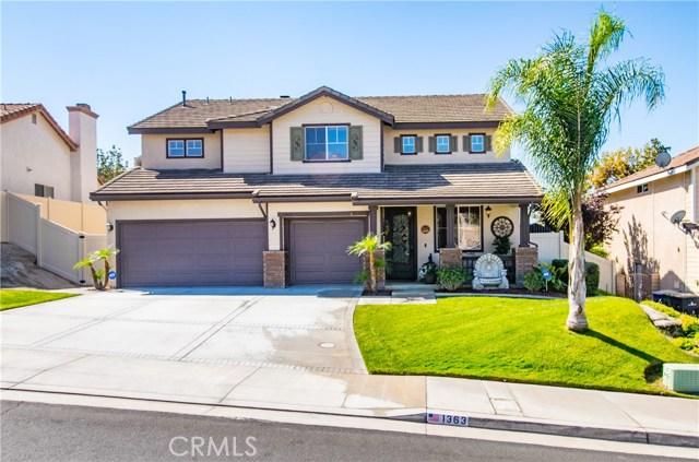 1363 Haddington Drive, Riverside, CA 92507