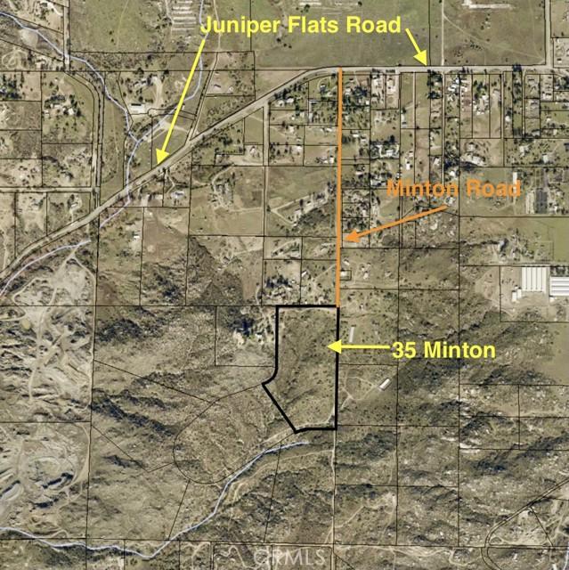 0 Minton Rd, Juniper Flats, CA 92548 Photo 1