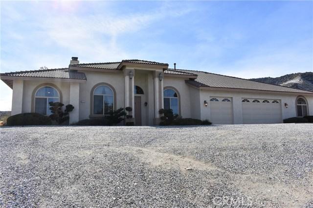 2323 Oak Springs Valley Road, Pinon Hills, CA 92372