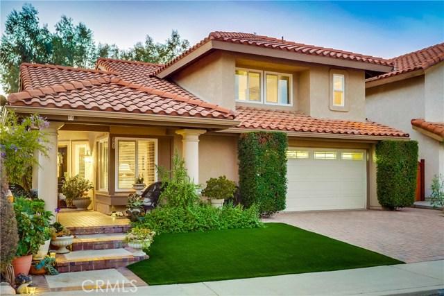 21 Via Mariposa, Rancho Santa Margarita, CA 92688