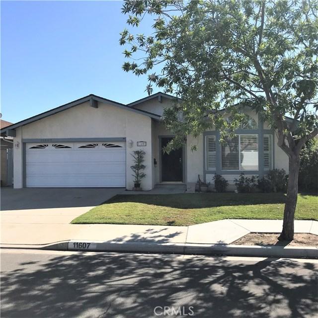11607 Onyx Street, Cypress, CA 90630