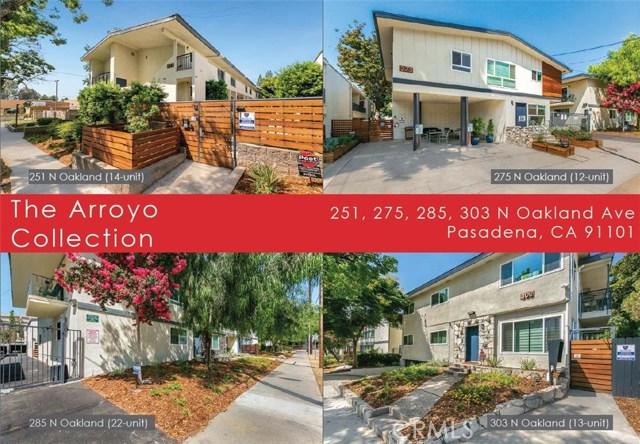 251 N Oakland Avenue, Pasadena, CA 91101