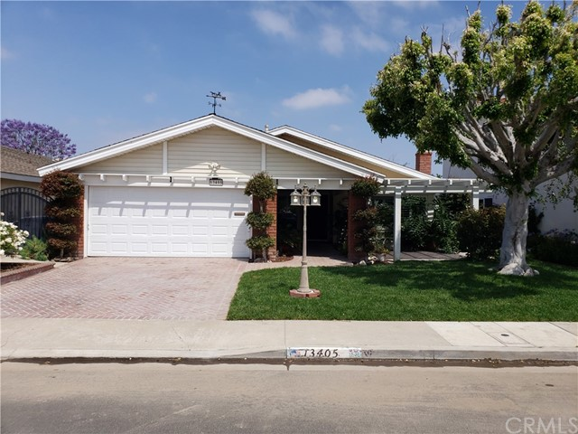 13405 Lowell Circle, Westminster, CA 92683