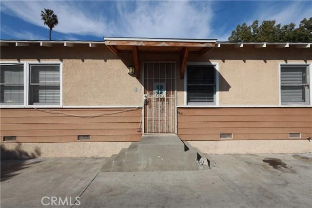 665 N Towne Avenue, Pomona, CA 91767
