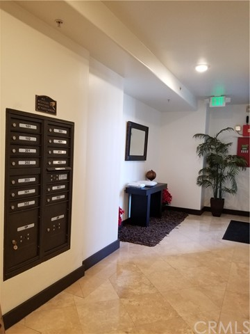 Mailbox in Downstairs