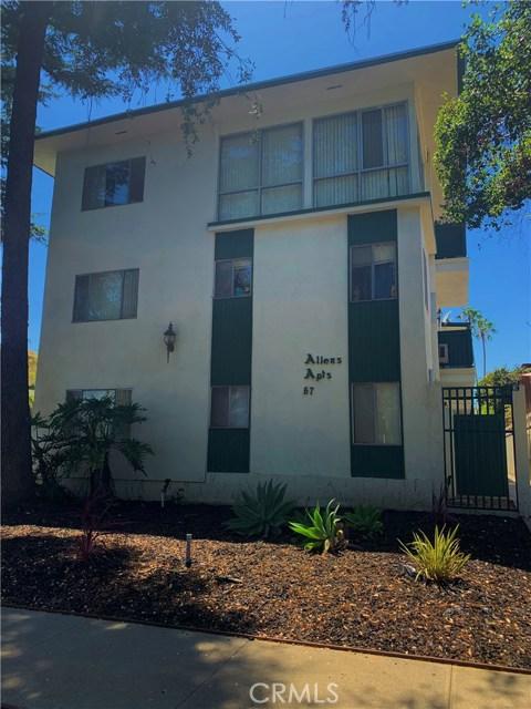 67 S Allen Avenue, Pasadena, CA 91106