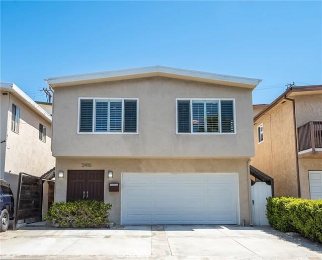 3416 Alma Avenue, Manhattan Beach, California 90266, 3 Bedrooms Bedrooms, ,2 BathroomsBathrooms,For Sale,Alma,SB20076798