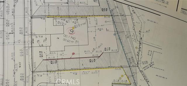 Lot 9 Precise Grade Map