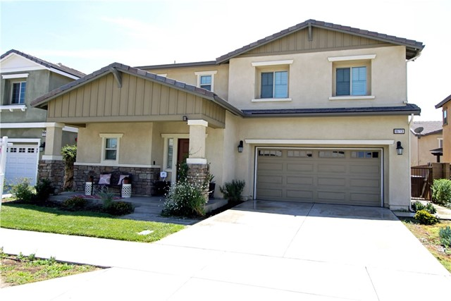 16773 Buttonwood Lane, Fontana, CA 92336