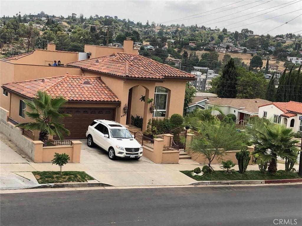 4402     Ellenwood Drive, Los Angeles CA 90041
