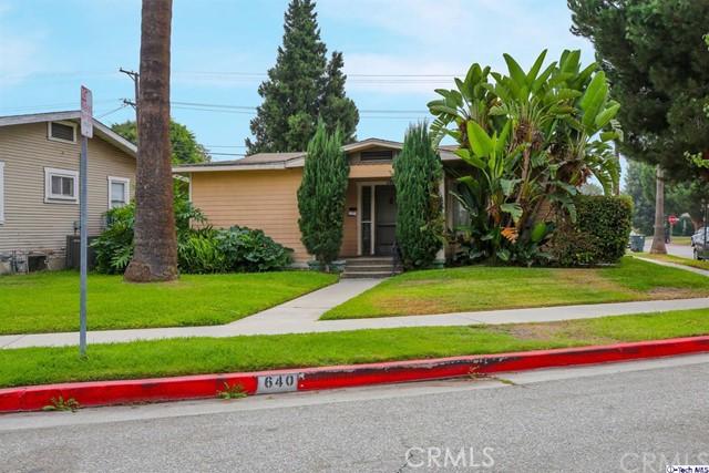 Photo of 640 Milford Street, Glendale, CA 91203