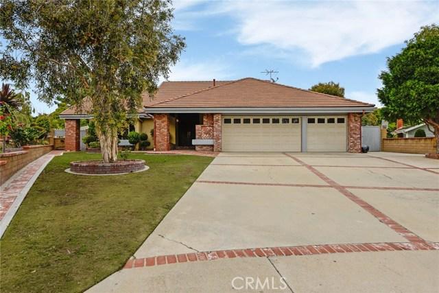 17043 Rosebud Drive, Yorba Linda, CA 92886