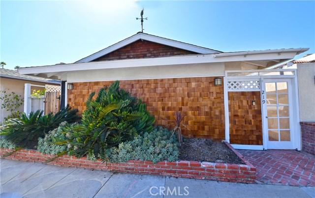 219 62nd Street, Newport Beach, CA 92663
