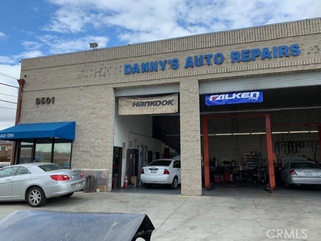 9501 Garvey Avenue, El Monte, CA 91733