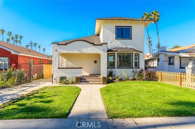5025 S Harvard Boulevard, Los Angeles, CA 90062