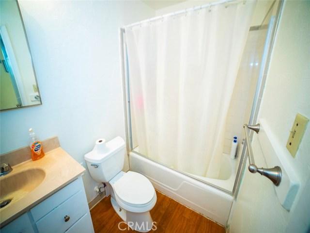Apartment #2 Bathroom