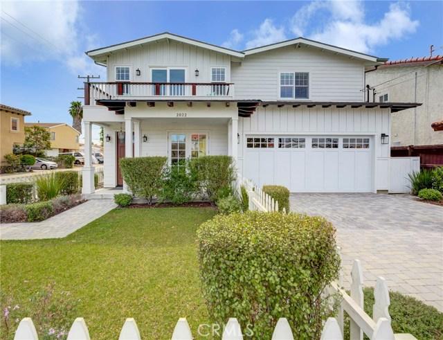 2022 Robinson Street, Redondo Beach, CA 90278