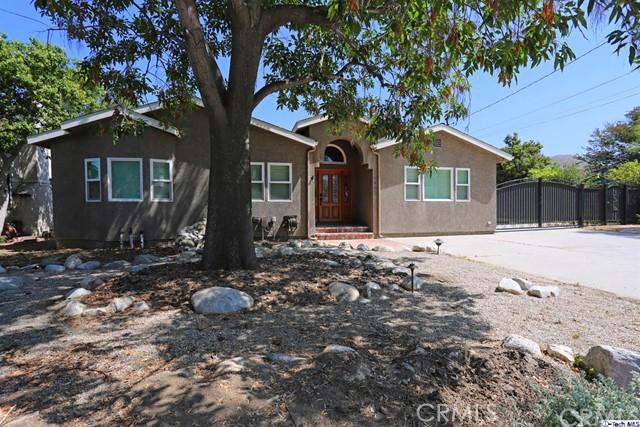 10453 La Tuna Canyon Road, Sun Valley, CA 91352