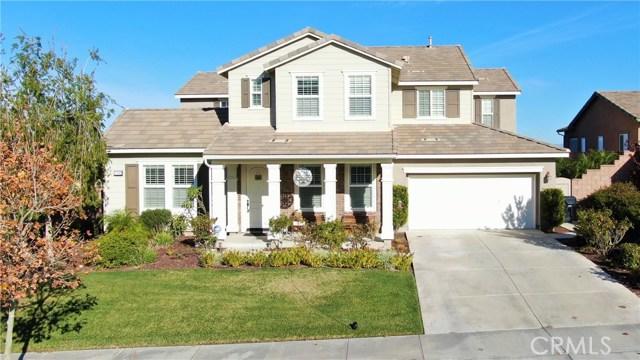 11352  Bluebird Way, Corona, California