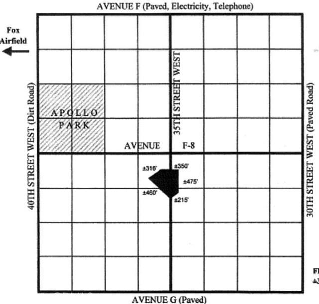 36 AVENUE F-10 X 36th STREET WEST, Lancaster, CA 93534