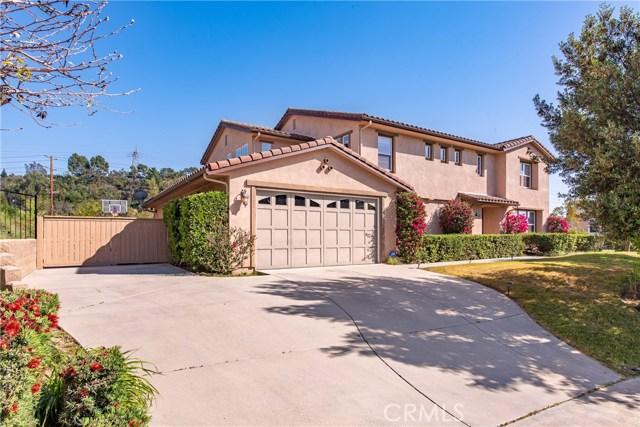 10940 Oak Mountain Place, Shadow Hills, CA 91040
