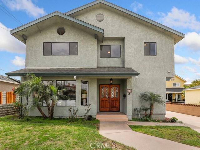 2228 Dufour Avenue A, Redondo Beach, California 90278, 3 Bedrooms Bedrooms, ,3 BathroomsBathrooms,For Sale,Dufour,PW20092317