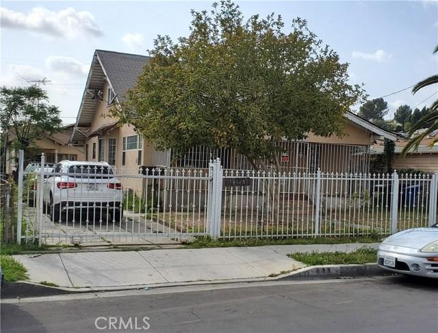 443 N Rowan Avenue, East Los Angeles, CA 90063