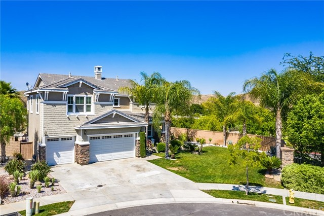 8964  Gentle Wind Drive, Corona, California