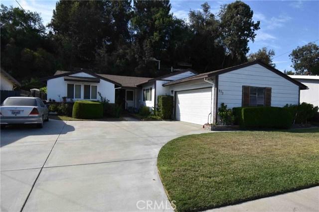 273 Starbird Drive, Monterey Park, CA 91755