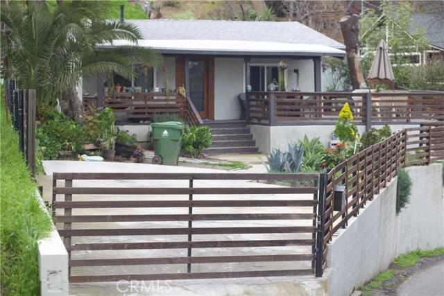 4527 E Rose Hill Drive, Los Angeles, CA 90032