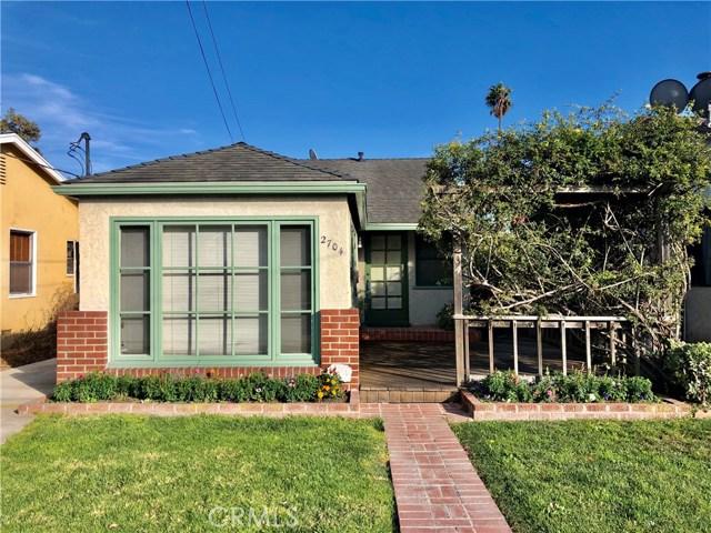 2704 Denison Avenue, San Pedro, California 90731, 1 Bedroom Bedrooms, ,1 BathroomBathrooms,Single family residence,For Sale,Denison,PV19265197