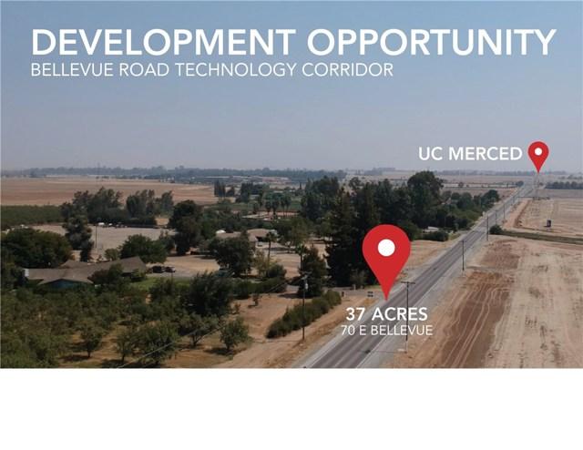 70 E Bellevue Road, Merced, CA 95348