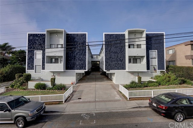 Rare opportunity in Redondo Beach! This turnkey 8 unit complex consists two separate buildings, with eight  total townhouse style condominiums, each with a separate APN number, each metered separately, and each with an attached two car garage accessed directly from the town homes.  Mix consists of two three bedroom town homes and six two bedroom town homes.  In addition to a private two car garage, each town home includes an open floor plan living room, kitchen, dining room, half bath and outdoor deck on the main living level, and  a master bedroom suite with a balcony and  full bathroom, plus a second full bathroom and additional bedroom(s) on the second living level.  Nearly all of these spacious town homes have been upgraded with hardwood floors in the living  areas, kitchen upgrades including granite counter tops, and remodeled bathrooms.  Well maintained exterior, fully landscaped with a large back yard lawn easily accessed by any unit!  Desirable North Redondo location is freeway close, Manhattan Beach adjacent, and neighborhood schools rank among the best in Southern California.  Neighborhood is exploding with pricey new construction town homes and a robust rental market means hefty rents and few vacancies.  Future opportunity to sell these town homes individually as condos, APN numbers already in place!