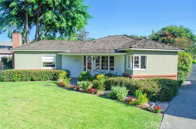 3576 Thorndale Road, Pasadena, CA 91107