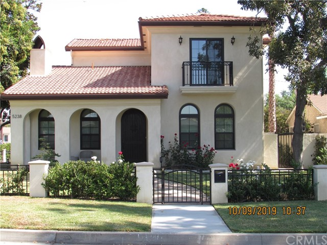5238 Camellia Avenue, Temple City, CA 91780