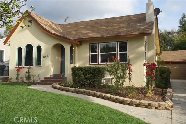 2798 Glen Avenue, Altadena, CA 91001