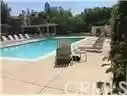One of the two swimming pools and spas in the association for members only of the Turtle Rock Meadows