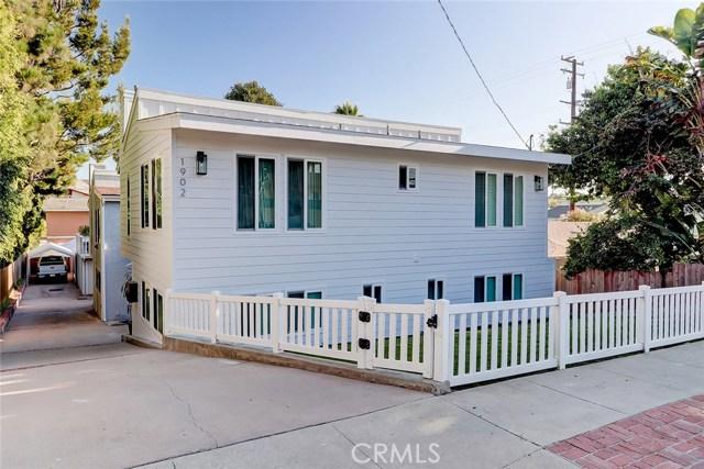 1902 Grant Avenue 2, Redondo Beach, California 90278, 3 Bedrooms Bedrooms, ,1 BathroomBathrooms,For Sale,Grant,SB20158972