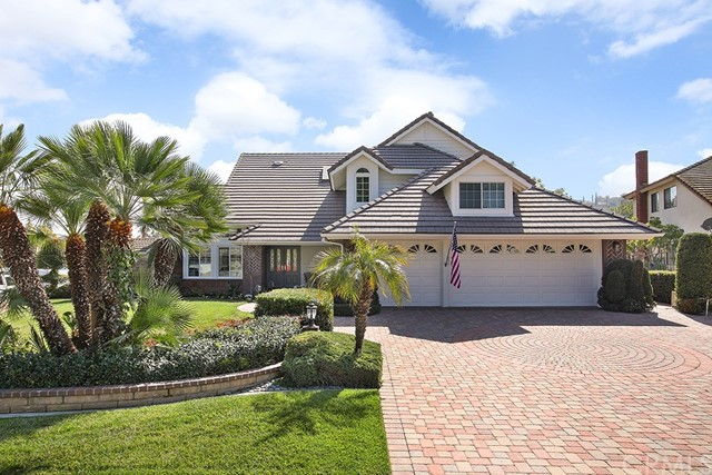 One of Two Story Yorba Linda Homes for Sale at 4075  View Park Drive