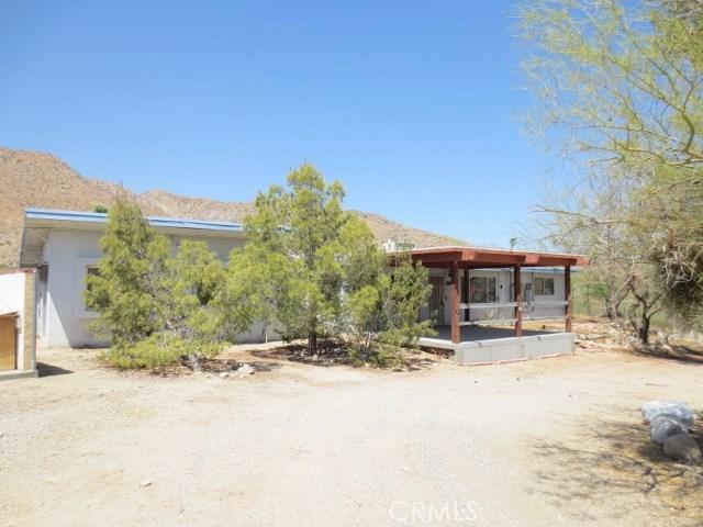 52292 Cactus Lane, Morongo Valley, CA 92256